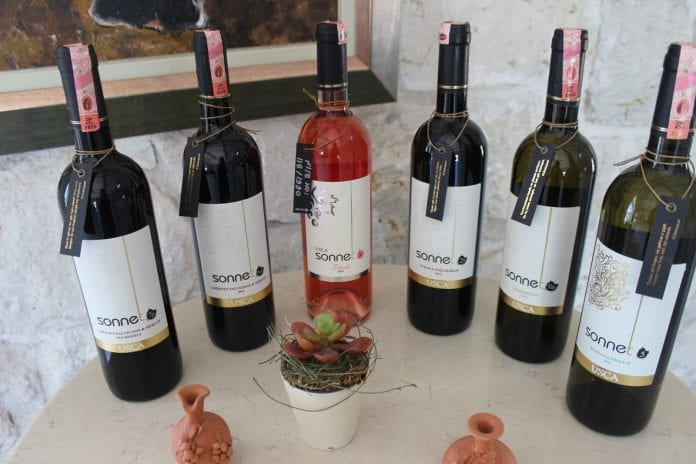foça şarapları