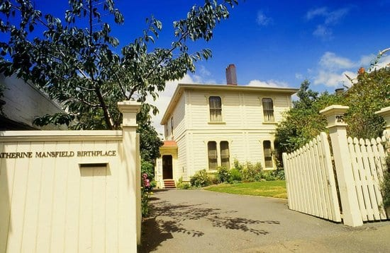 Katherine Mansfield Evi ve Bahçesi
