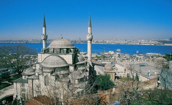 Mihrimah Sultan Cami ve Külliyesi