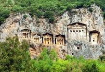muğla antik kenti