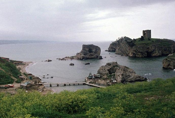 ocaklı ada kalesi
