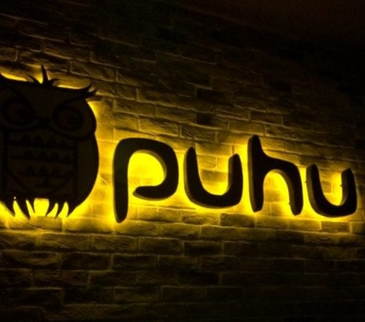 Puhu Cafe Bar