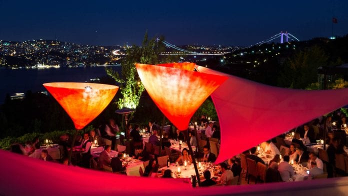 Sunset Grill Bar İstanbul