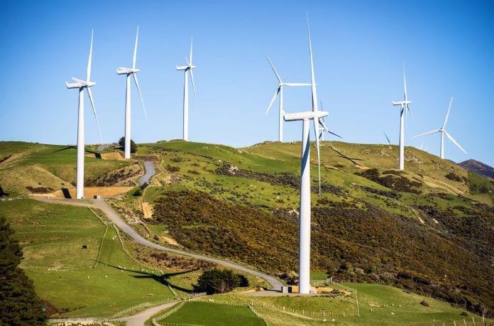 Wellington Rüzgar Türbini