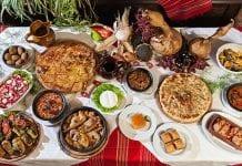 Albania'nin geleneksel yemekleri