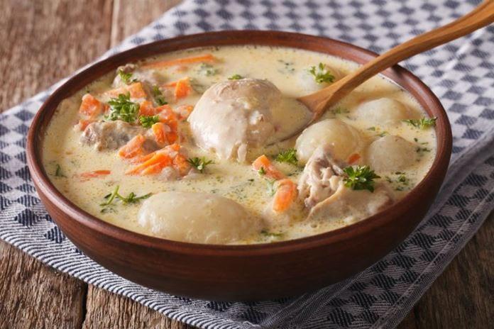 Begova Çorbası