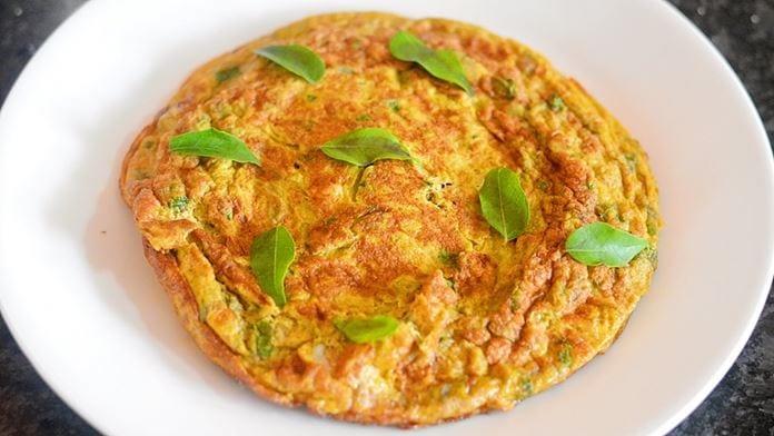 Karandi Omlet