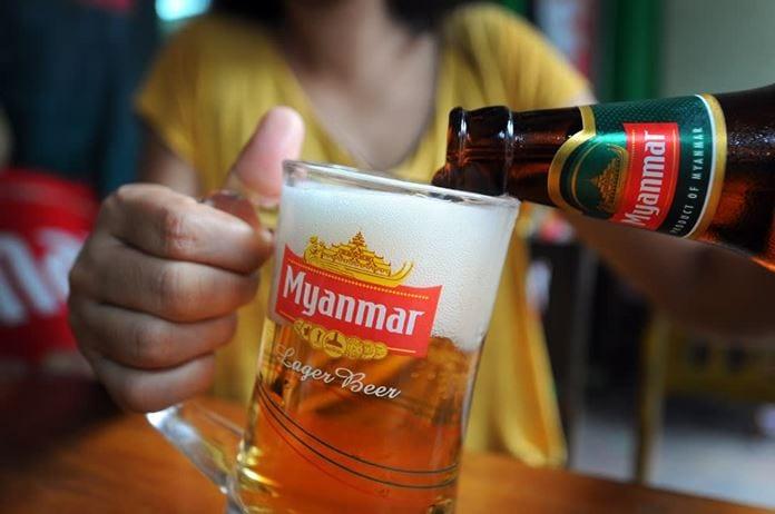 Myanmar Birası