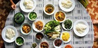 Myanmar'da ne yenir? Ne içilir?