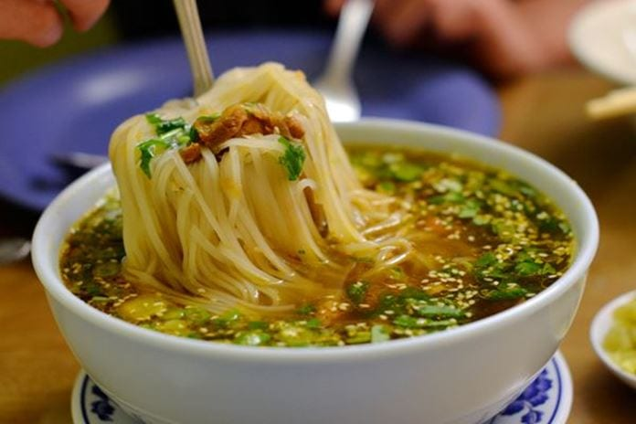 Shan Style Noodles