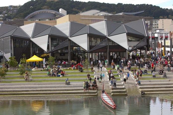 Wellington'ın Wharewaka