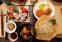 Geleneksel Tokyo yemekleri