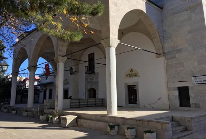 kaleiçi cami