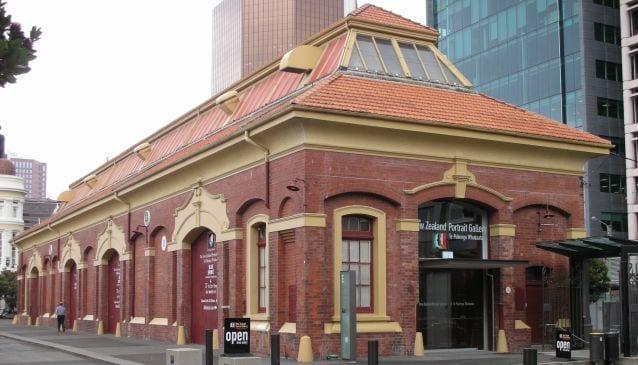New Zeland Portrait Gallery