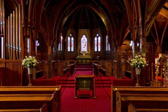 Old St Paul's Kilisesi