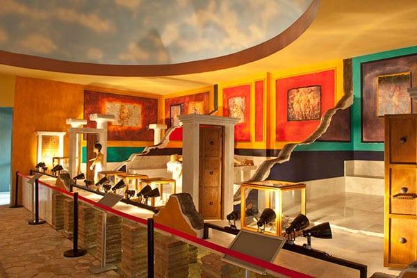 oleatrium zeytin ve zeytinyağı tarih müzesi