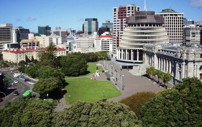 Yeni Zelanda Parlamentosu