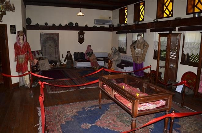 A.Sıdıka Erke Etnografya Müzesi