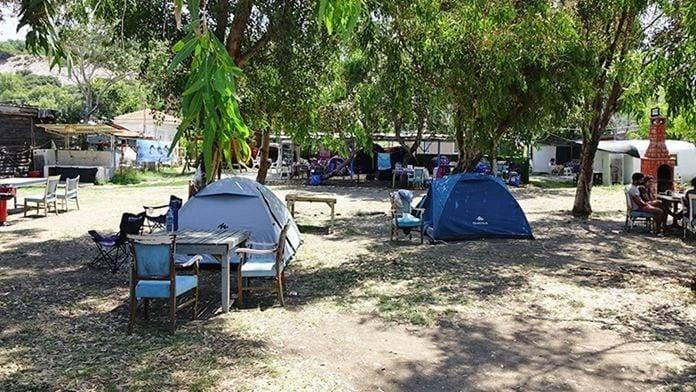 Ağaçaltı Kamp Yeri