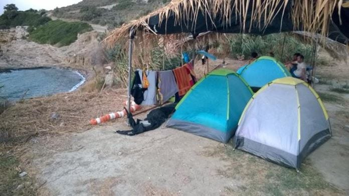 Dolungaz Camping Alanı