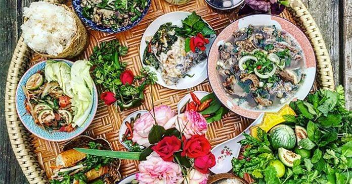 Laos'ta ne yenir? Ne içilir?