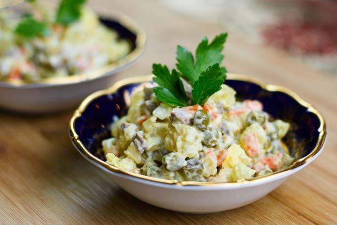 Salad Rusky