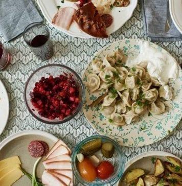 Saratov yemekleri