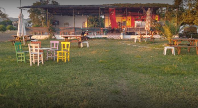 Üç Çınarlar Çadır Kamp