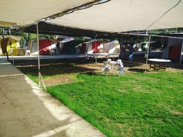 Ürkmez Camping