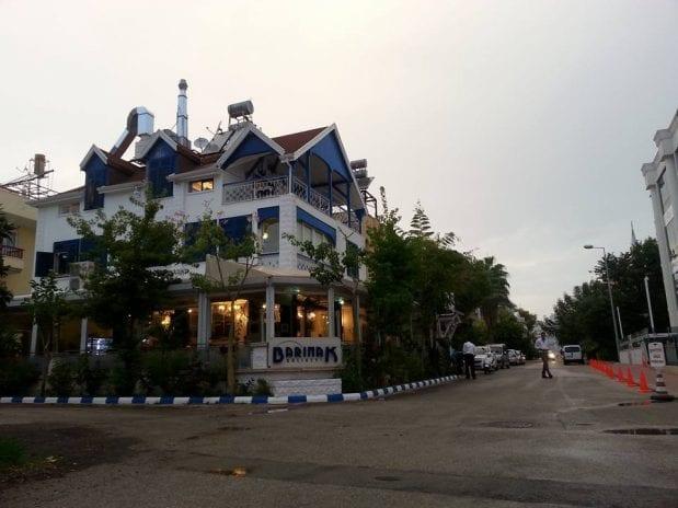 Barınak Balık Evi