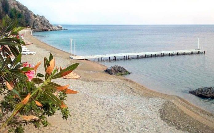 beyaz saray plajı