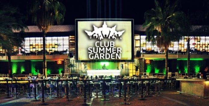Club Summer Garden
