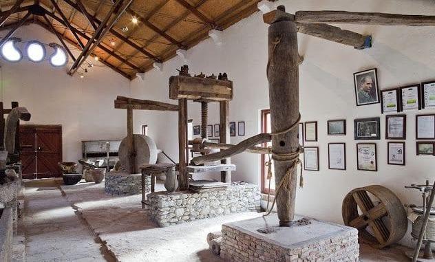 evren ertur tarihi zeytinyağı müzesi