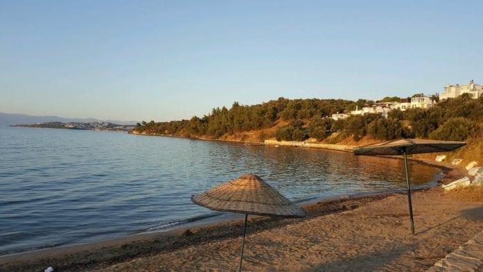 Karaağaç Sahil ve Plajı