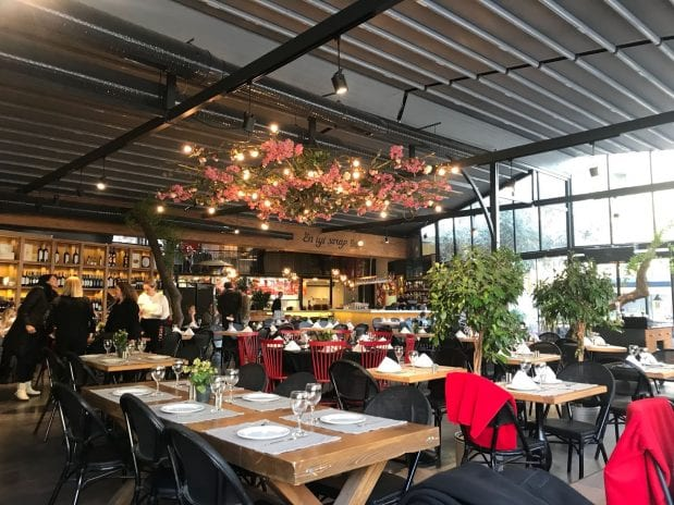 Cafe La Cigale