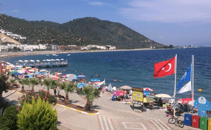 Özdemir Sitesi Halk Plajı