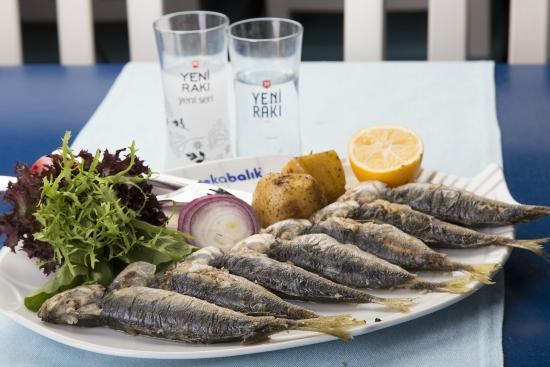rakı balık