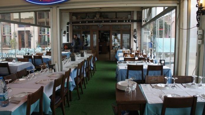 sahil restoran