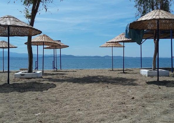 Saka Çim Plajı