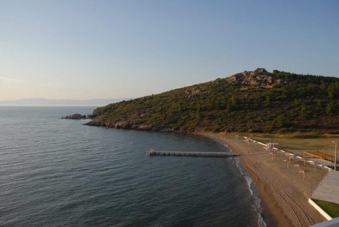 Tilki Koyu Beach