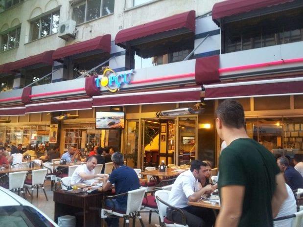 Topçu Restaurant