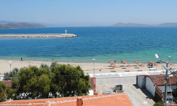 yiğitler köyü plajı