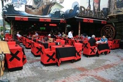 Captain Pirate Restaurant Bar