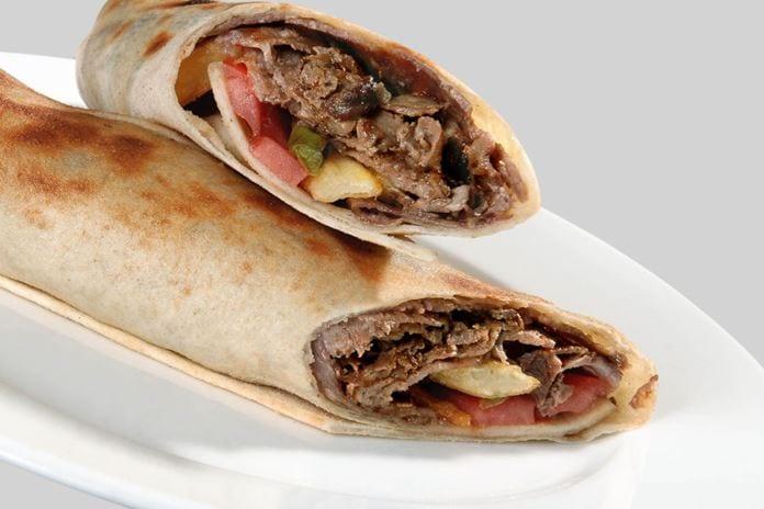Durum Shawarma