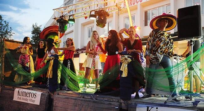 Kemer Altın Nar Kültür Ve Sanat Festivali