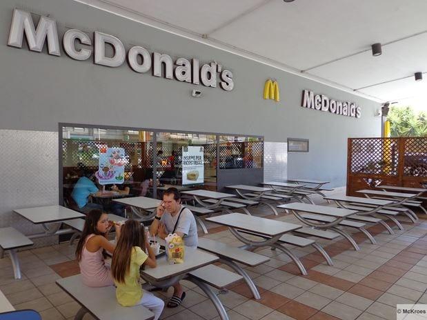 McDonald's, Cagliari