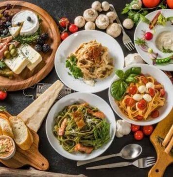 Reggio Calabria yemekleri