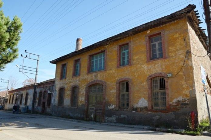 Tarihi Zeytinyağı Fabrikası