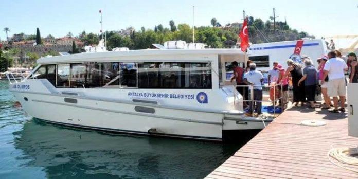 Antalya Deniz Otobüsleri