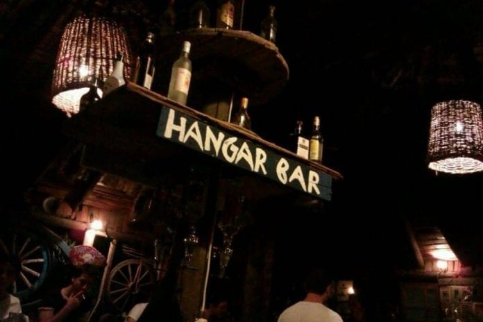 Hangar Bar